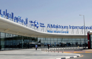 Al Maktoum International Airport - UAE