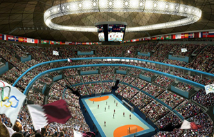 Lusail Multipurpose Hall - Qatar