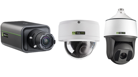 Security : CCTV Cameras IP