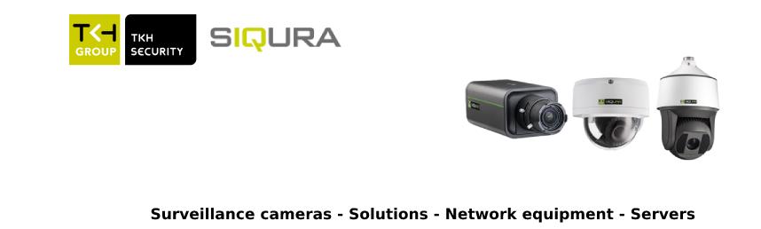 Tkh Security Siqura camera_topnet