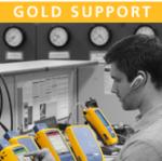 Fluke networks gold support